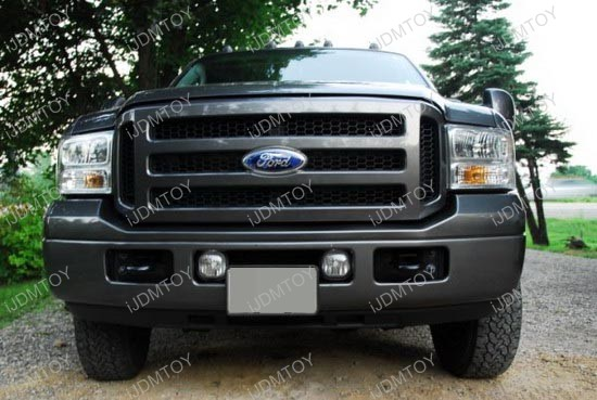 Ford - F150 - LED - daytime - running - lights - 1